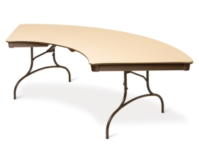 Serpentine Table
